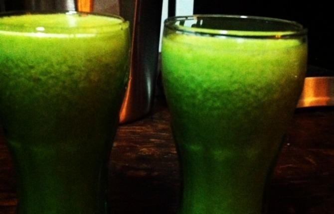 GreenJuice 1