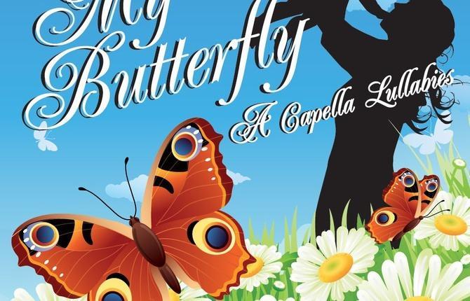 My Butterfly Art 1