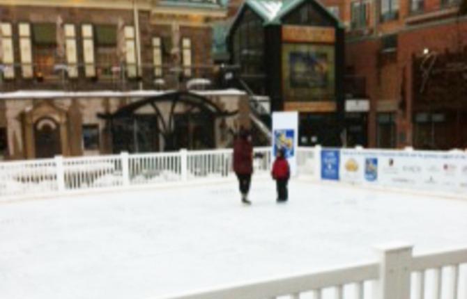 oakville rink 1