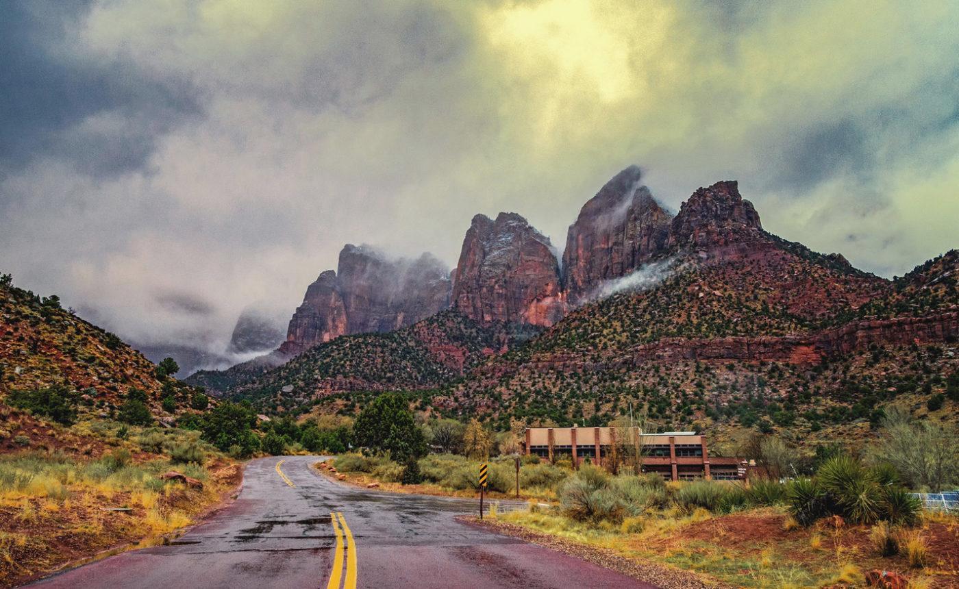 Zion National Park Eckley WEB