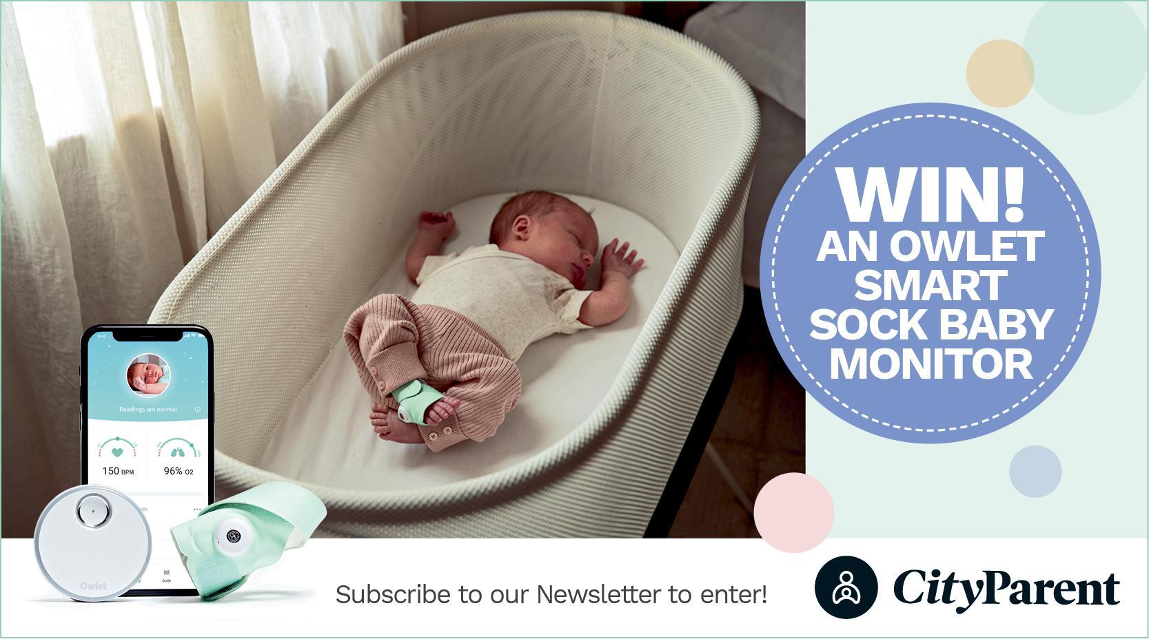 Owlet Sock Prize Promo 800 445