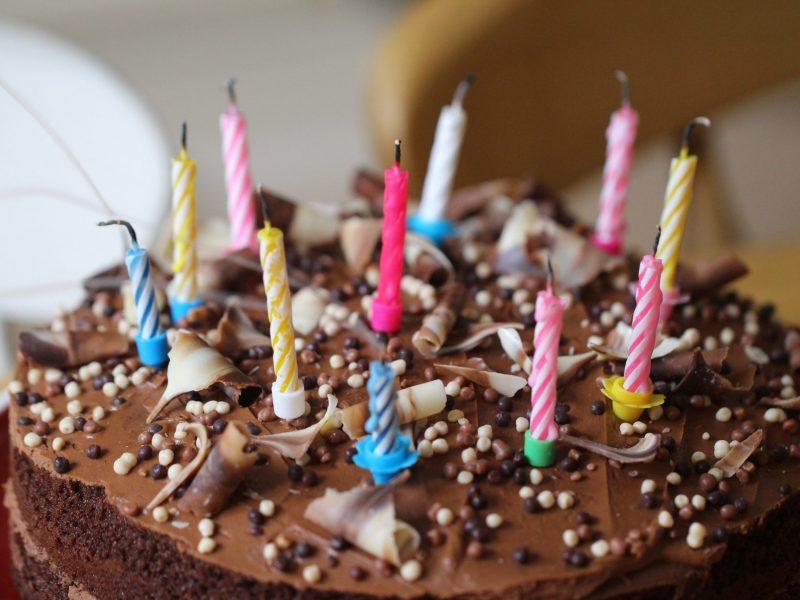 birth day cake