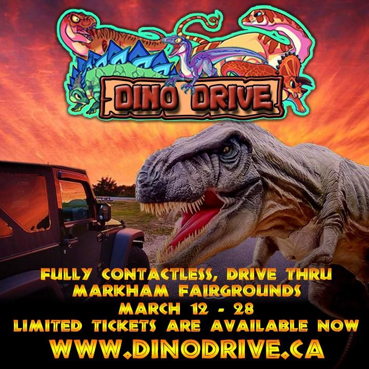Dino Drive